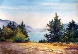 Olga Zakharova Art - Landscape - Viewpoint