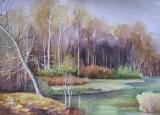 Olga Zakharova Art - Landscape - Springtime
