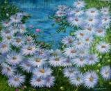 Olga Zakharova Art - Floral - Camomiles