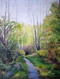 Olga Zakharova Art - Landscape - Walk in the Park