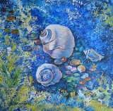 Olga Zakharova Art - Miscellaneous - Sea Shell