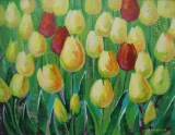 Olga Zakharova Art - Floral - Tulips Festival