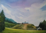 Olga Zakharova Art - Landscape - Whistler