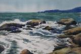 Olga Zakharova Art - Landscape - Seascape