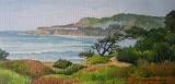 Olga Zakharova Art - Landscape - Pacific Shore