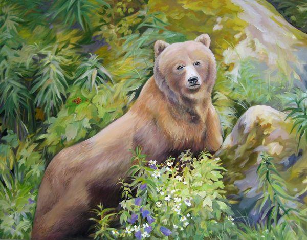 Bears in Alaska 1