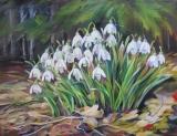 Olga Zakharova Art - Floral - Spring Flowers