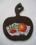 Olga Zakharova Art - Miniature - Apple 4