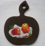 Olga Zakharova Art - Miniature - Apple 5