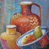 Olga Zakharova Art - Still Life - Pottery