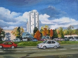 Olga Zakharova Art - Miniature - Lougheed Mall