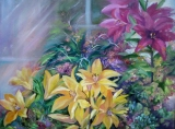 Olga Zakharova Art - Floral - Solarium