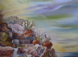 Olga Zakharova Art - Landscape - Deserted Island