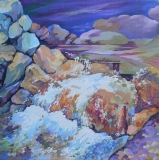 Olga Zakharova Art - Landscape - Fresh Water