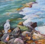 Olga Zakharova Art - Animals - Lookout