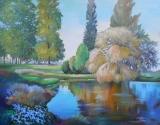Olga Zakharova Art - Landscape - Boundary Bay Park