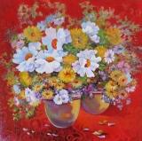 Olga Zakharova Art - Still Life - Sunny Pots