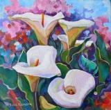 Olga Zakharova Art - Floral - CallaLily
