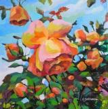 Olga Zakharova Art - Floral - Roses