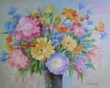 Olga Zakharova Art - Floral - Bouquet