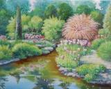 Olga Zakharova Art - Landscape - Queen Elizabeth Park