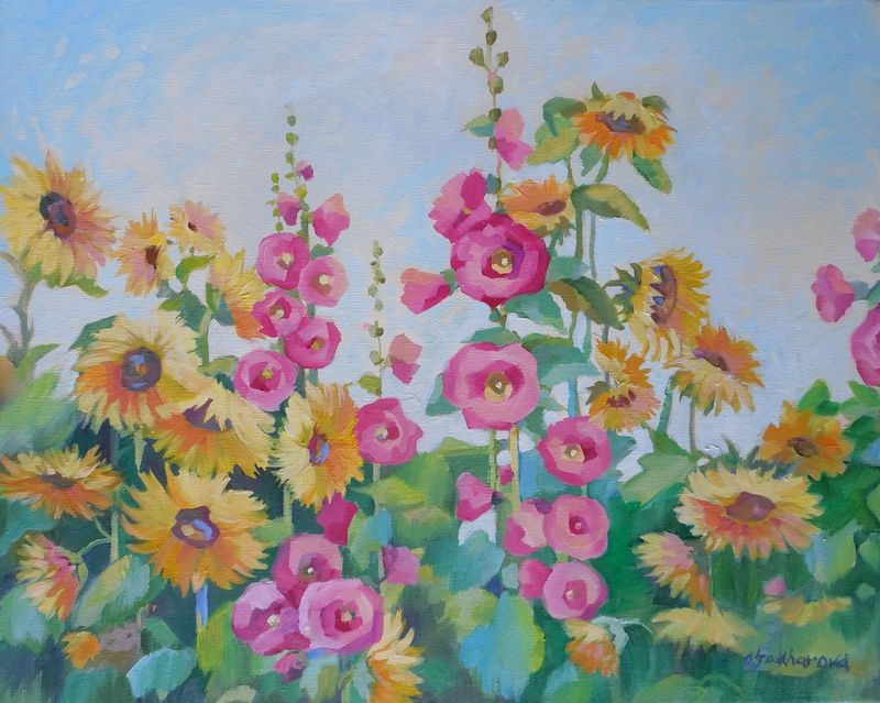 Sunflowers Fild