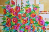 Olga Zakharova Art - Floral - Hollyhock