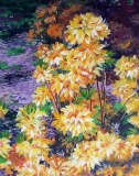 Olga Zakharova Art - Floral - Golden Azaleas