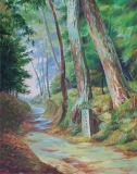 Olga Zakharova Art - Landscape - Forest Path