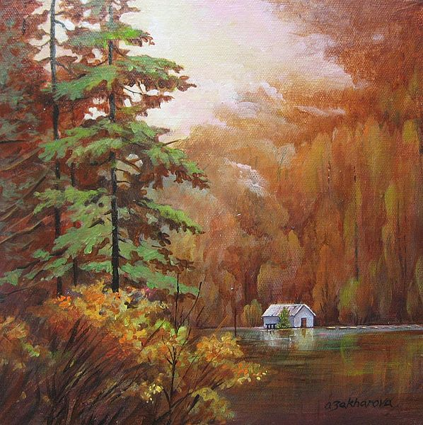 Floating Lake