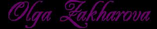 Olga Zakharova Home Page